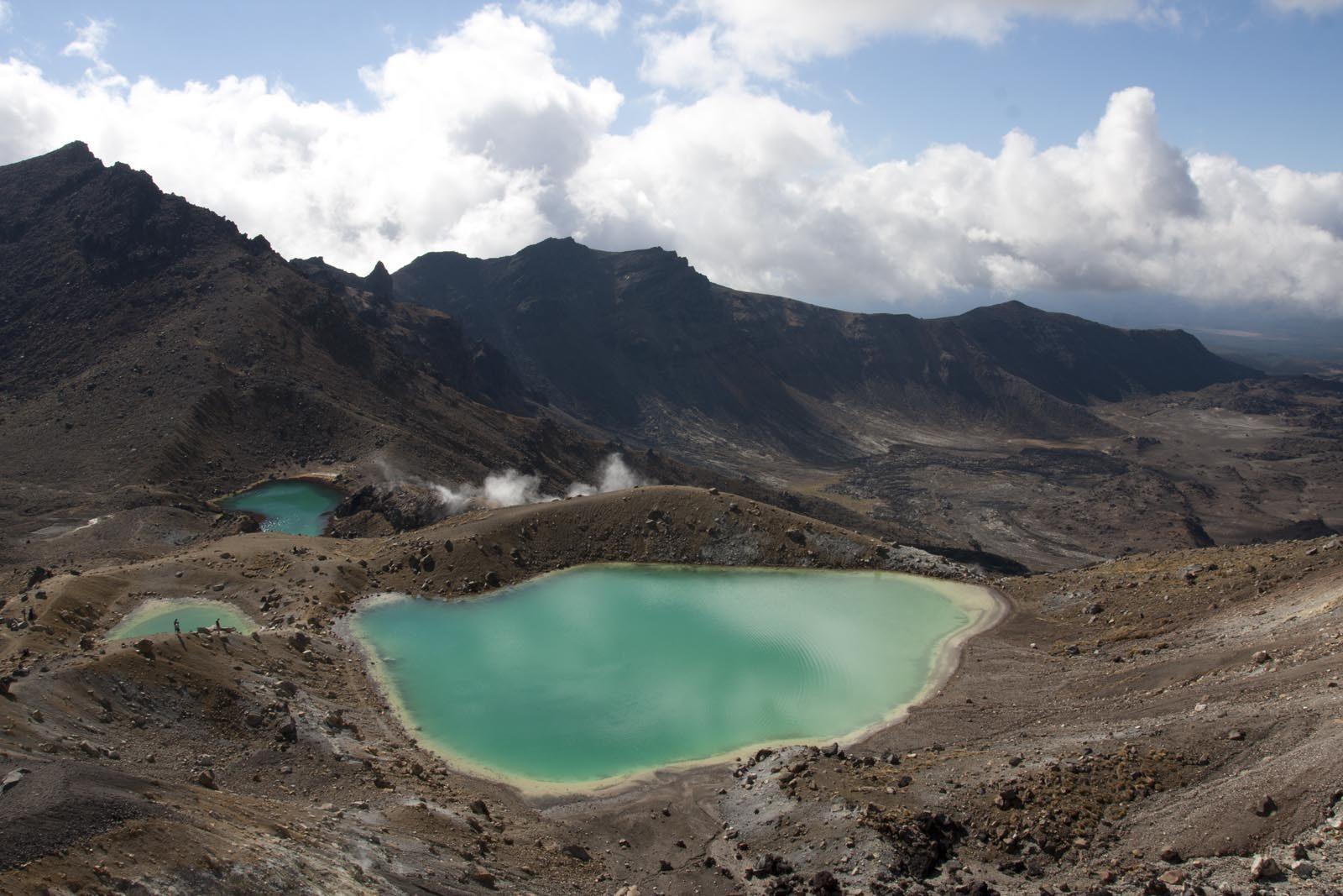 Emeraldová jezera