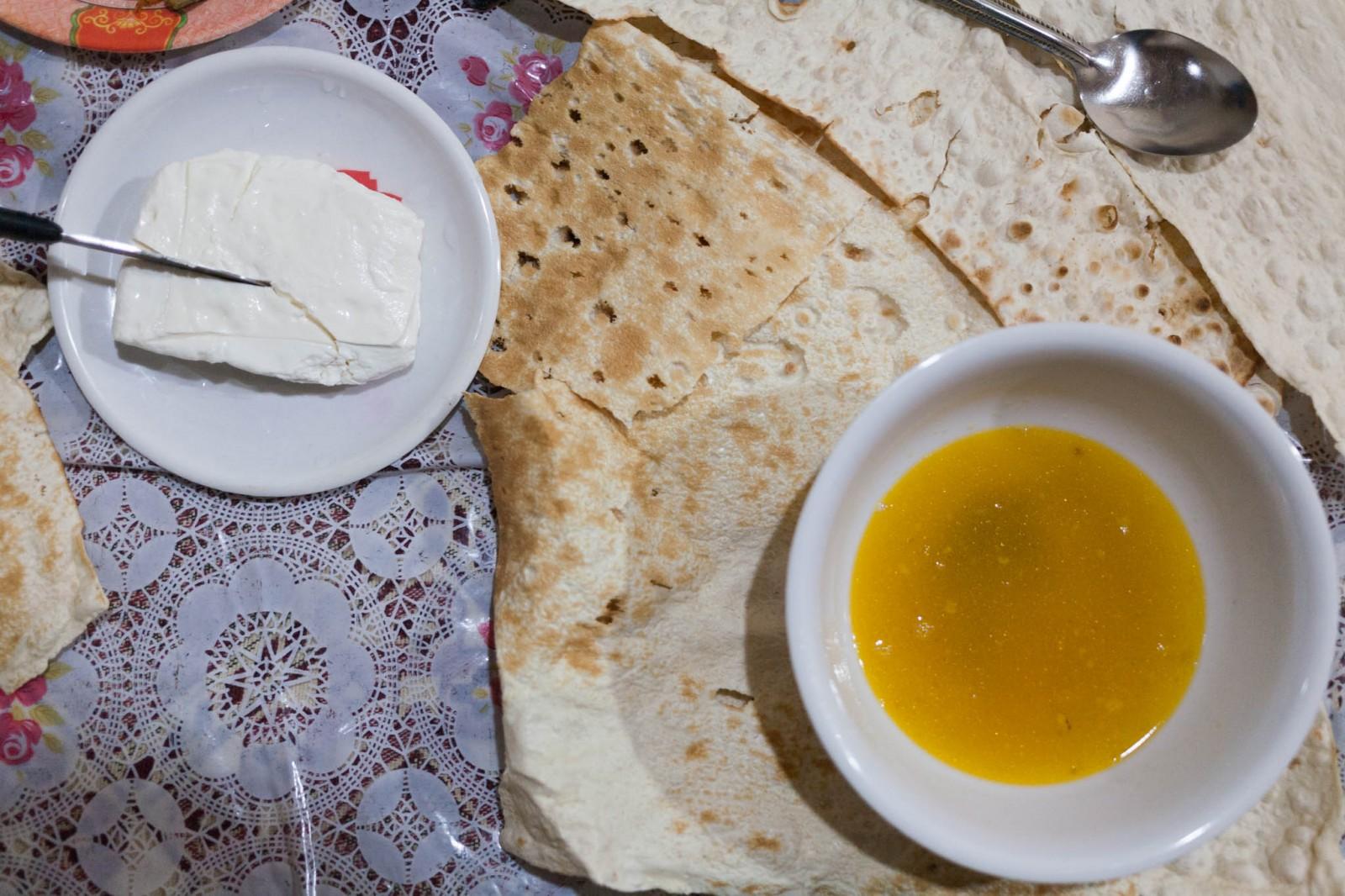 Chéb, sýr a vývar