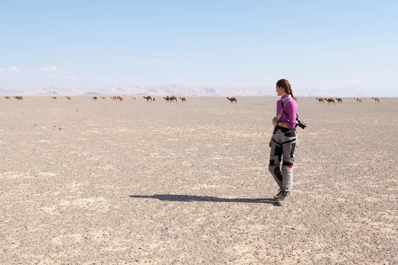 Ivanka a její velbloudi