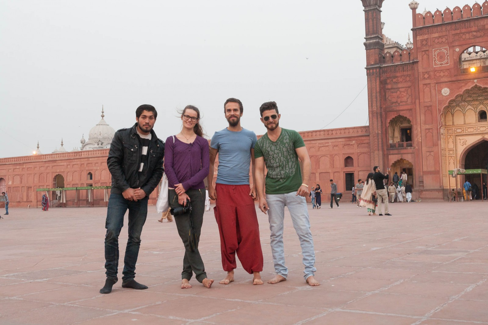 S pákistánským hipsterem