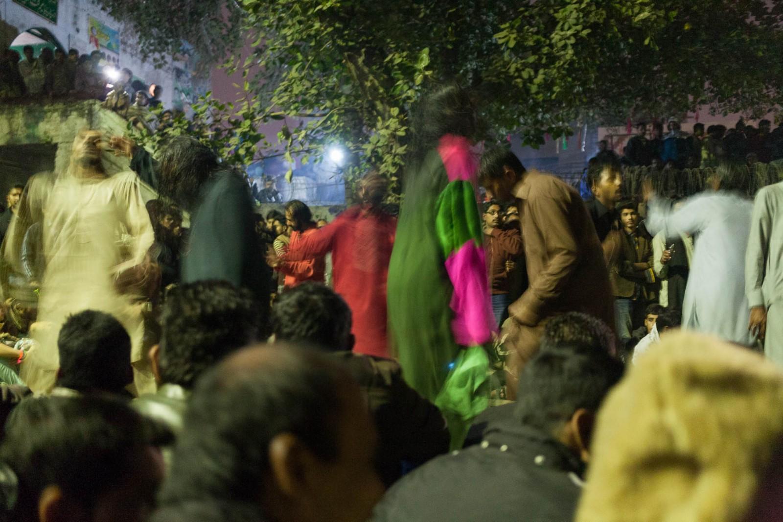 Sufi tanečníci